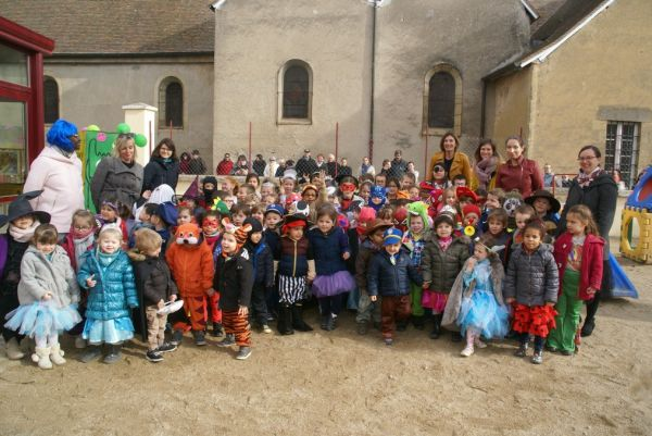 carnaval ecole 1